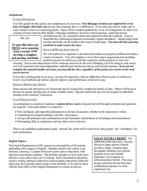 Addendums In Chronological Order Edward Combined Sle Syllabus And Common Addendum