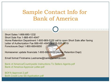 Bank Of America Letter Of Credit Department sale basics