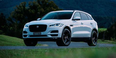 jaguar f pace 2018 jaguar f pace xe xf get new 221kw ingenium petrol