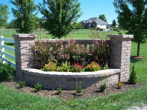 Driveway Entrance Landscaping Ideas Driveway Entrance Landscaping Ideas House Decor Ideas