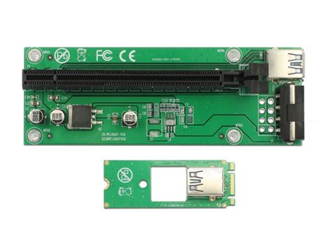 delock products  delock riser card  key bm pci