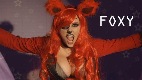 foxy five nights at freddys five nights at freddy s foxy cosplay fnaf foxy fangs diy