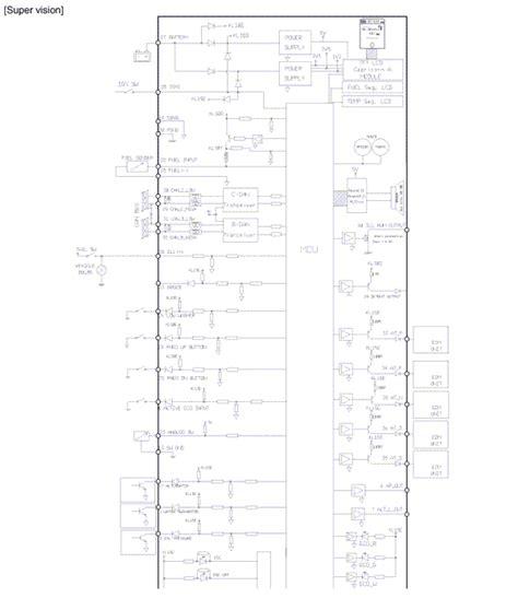 service manual service manuals schematics 2004 kia optima instrument cluster service manual