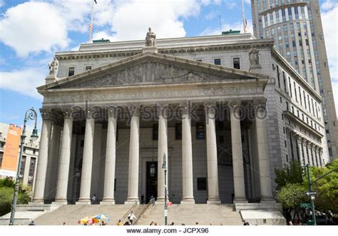 Supreme Court Of The State Of New York County Of Search State Court Stock Photos State Court Stock Images Alamy