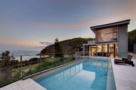 the coastal house killcare beach house luxe houses