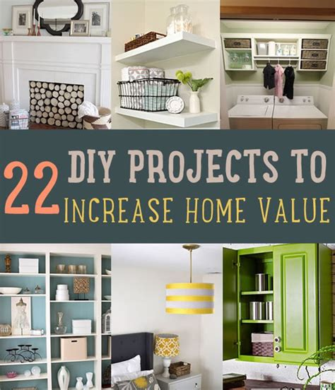 best projects to increase home values home box ideas