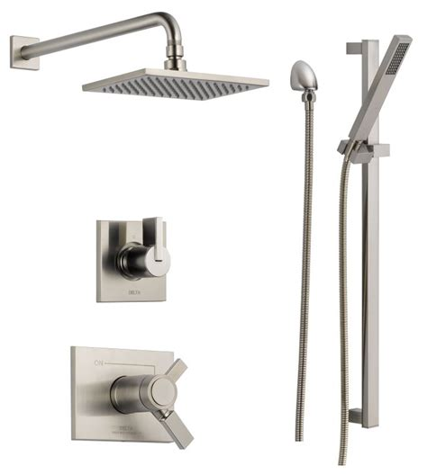 Discontinued Delta Kitchen Faucets faucet com dss vero 17t01ss in brilliance stainless by delta