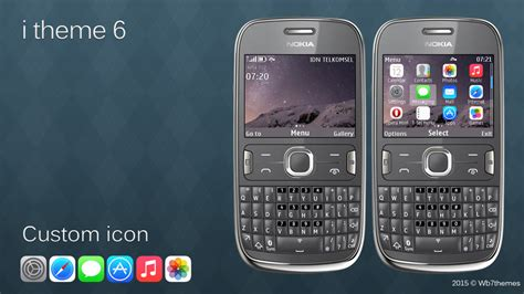 nokia asha 210 themes 320x240 free download i theme 6 themes x2 01 c3 00 asha 302 201 200 205 210