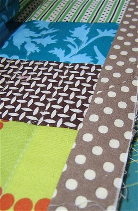 Joining Quilt Binding by Quilt Binding Tutorial Stitch N Purl