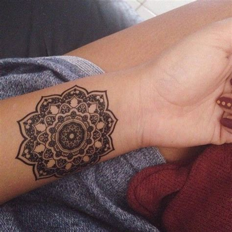 circle tattoo on wrist meaning mandala wrist tattoo designs ideas and meaning tattoos