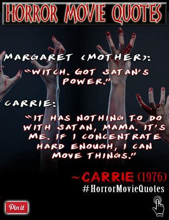 film contact quotes 17 best horror movie quotes images on pinterest horror