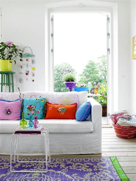 wohnungs deko wohnzimmer muster in sch 246 nen farben f 252 r die vorbereitung