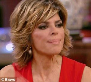 lisa rinna freaked out on kim richards because of harry lisa rinna screams at kim richards over bunny at reunion