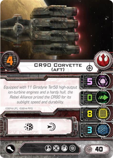 wars ffg ship card template begin a new adventure flight