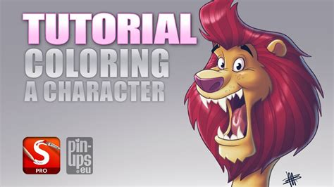 sketchbook pro coloring tutorial autodesk sketchbook pro tutorial coloring a character