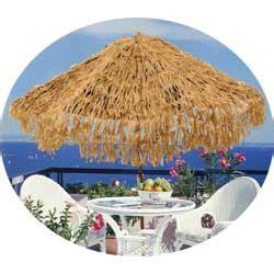 Tiki Umbrella Cover Thatched Umbrella Cover Luauexpress