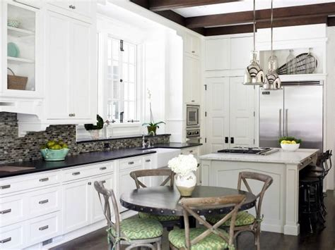 sherwin williams alabaster cabinets eat in kitchen ideas transitional kitchen sherwin