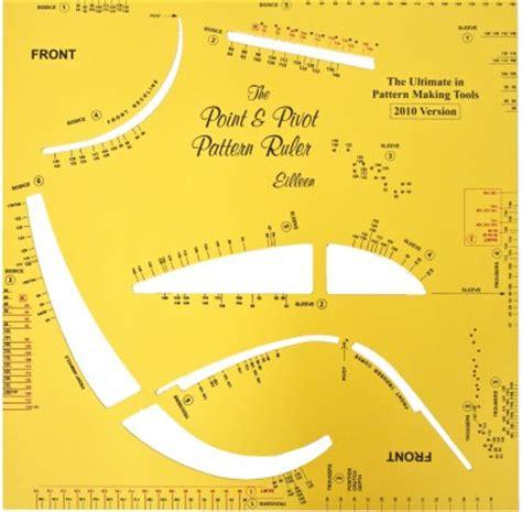 general pattern ruler kit make sewing patterns