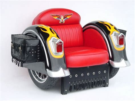 cool automobile shaped furniture