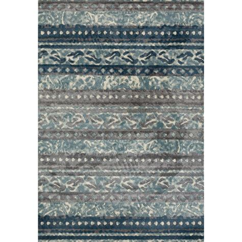 carpet novi flowing blue 2 ft 2 in x 3 ft 3 in