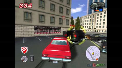 Starsky Hutch Ps2 starsky hutch gameplay ps2 hd 720p