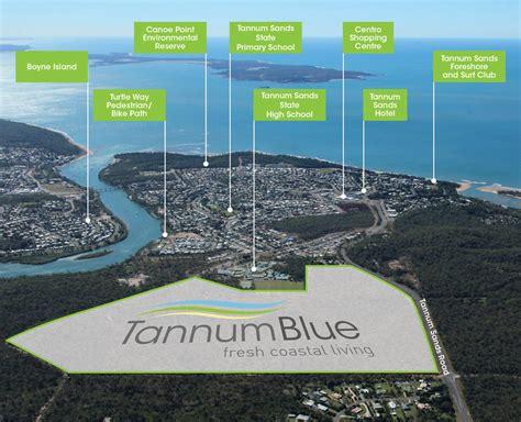 Coastal Bedrooms about the area tannum blue tannum sands