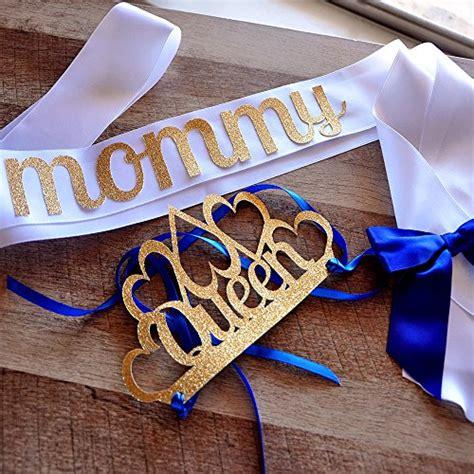 Crown Baby Shower Decorations by Royal Prince Baby Shower Decorations Crown And Sash
