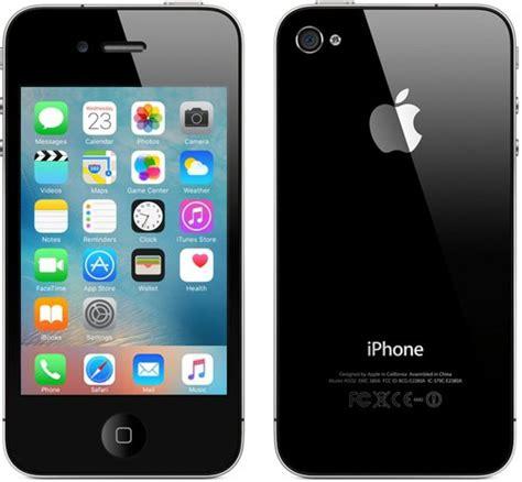 Apple 4 Second bol apple iphone 4s refurbished door 2nd 16 gb zwart