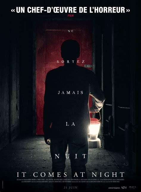 film it comes at night 2017 it comes at night film 2017 allocin 233