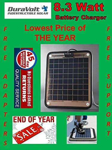boat plug light discount code lowest price of the year solar charger 8 3 watt