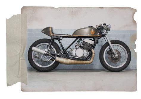 Suzuki T 500 by Sunday Salon Suzuki T500 The Best Bike Almost Nobody