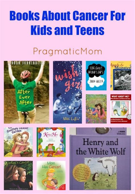 a cancer books books about cancer for and pragmaticmom