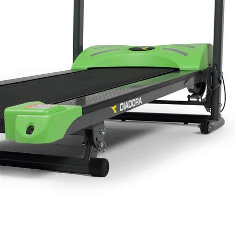 tappeto diadora tapis roulant magnetico evo diadora fitness