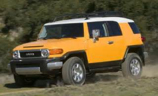 Toyota Cj Options And Safety Features