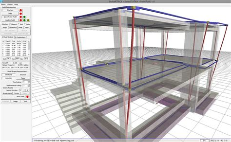 structural layout of a building 2007 release of the innovative software panoplia for