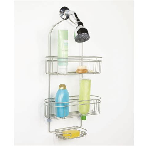 Wire Soap Dish For Shower by The Showerhead Open Wire Shower Caddy With 2
