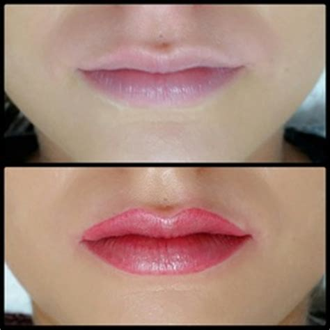 cosmetic tattoo for lips cosmetic tattooing and eyebrow fethering