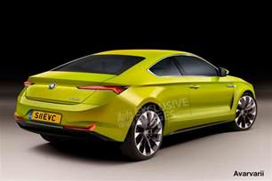 Cars Pictures Skoda Preparing New Ev Sports Car Pictures Auto Express