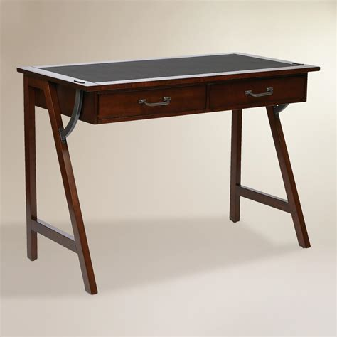 writing desk wood darcel writing desk market