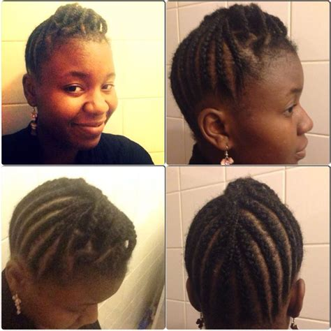 cornrow hairsle for round faces cornrow styles for a round face hairstylegalleries com