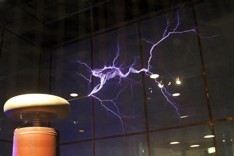 Tesla Coil Light Tesla Coil Wikiwand