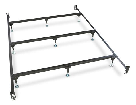 And Footboard Bed Frames by Metal Headboard Footboard Bed Frame Size By