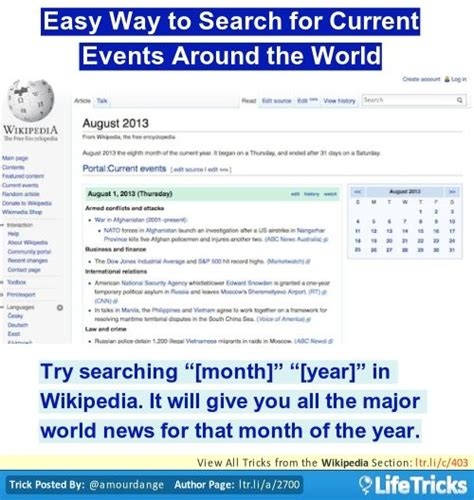 Tips Current Events by 138 Best Websites Hacks Tricks And Tips Images On