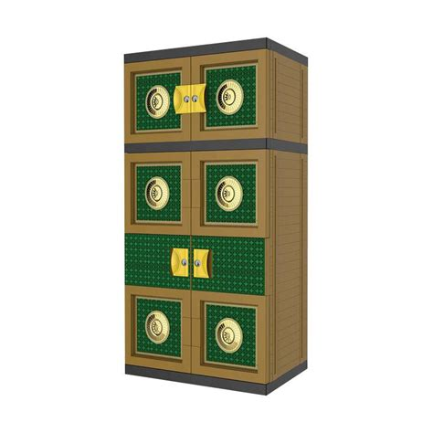 Lemari Plastik Napolly Terbaru daftar harga lemari plastik frozen jual naiba florence 1033 ma plastik lemari gantung coklat