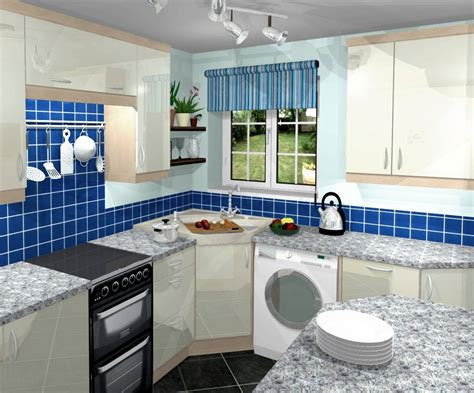 blue kitchen decorating ideas small kitchen decorating ideas decobizz com