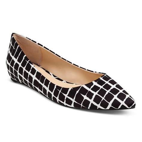 target shoes flats adam lippes for target pointed ballet flat bla target