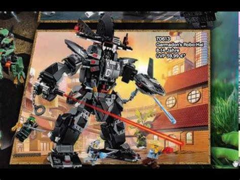 film robot ninjago ninjago movie garmadon mech youtube