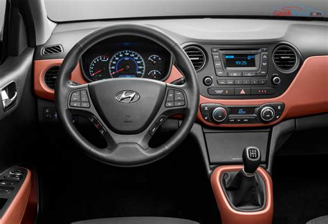 Interior Of I10 Grand by 2017 Hyundai Grand I10 Facelift Launched In India Price