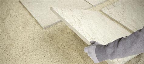 pavimento a secco per esterni posa in esterno a secco gres 20 mm ragno