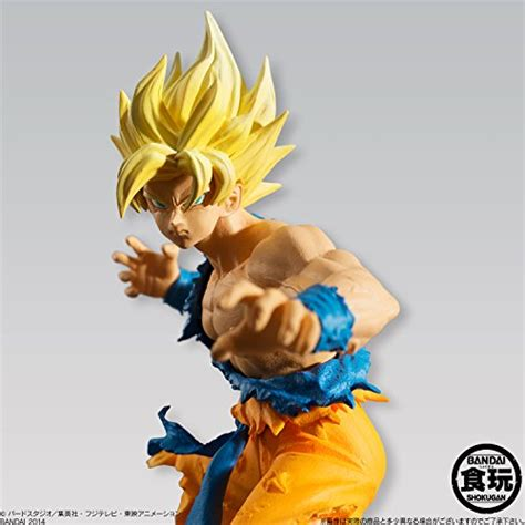 dragon ball dbz styling super saiyan goku action